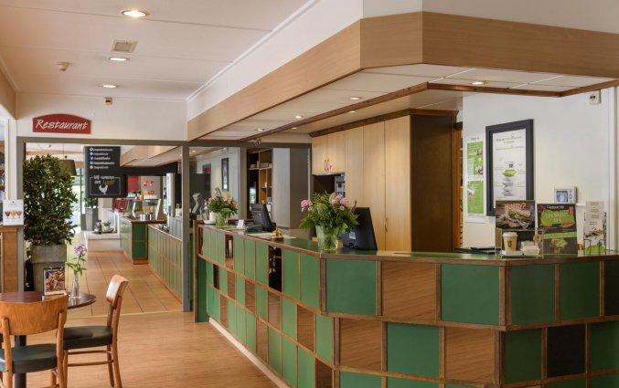 Receptie van Hotel Campanile Zwolle in Zwolle