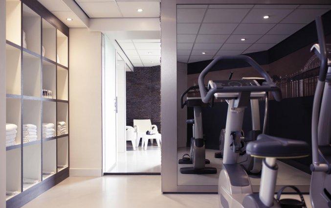 Fitnessruimte van Mercure Hotel Nijmegen Centre in Nijmegen