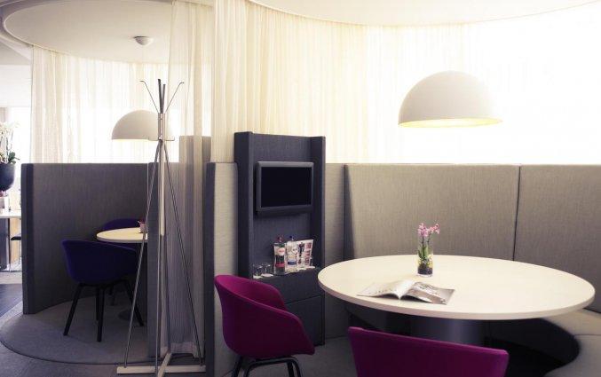 Zithoek van Mercure Hotel Nijmegen Centre in Nijmegen