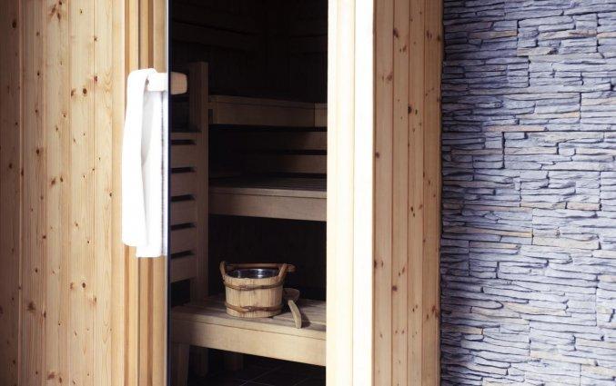 Sauna van Mercure Hotel Nijmegen Centre in Nijmegen