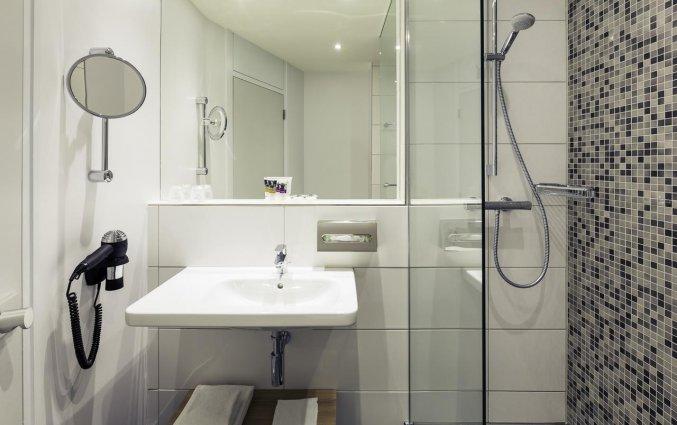 Badkamer van een tweepersoonskamer van Mercure Hotel Nijmegen Centre in Nijmegen