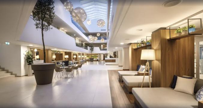 Lobby van Hotel Valamar Argosy in Dubrovnik