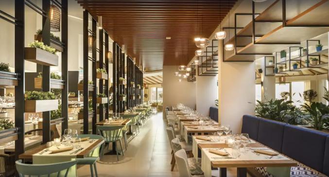 Restaurant van Hotel Valamar Argosy in Dubrovnik