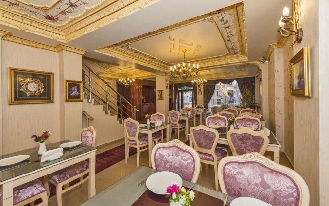 Restaurant van hotel Istanbul Holiday