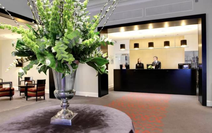 Lobby van hotel Scandic Palace Kopenhagen