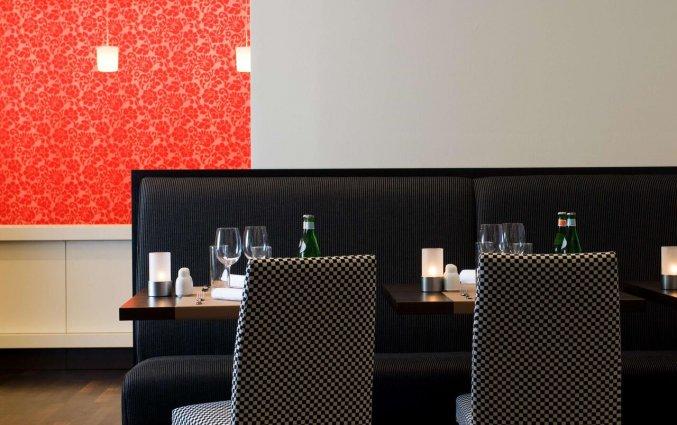 Ontbijtzaal van hotel Scandic Palace Kopenhagen