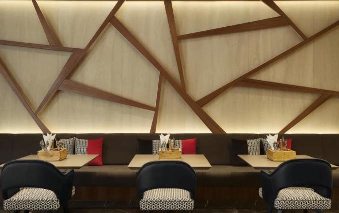Restaurant van hotel TRYP by Wyndham Dubai