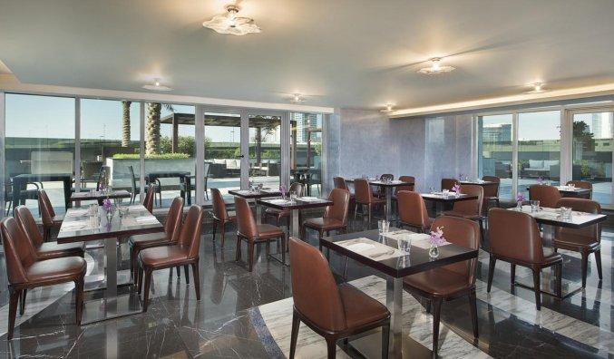 Restaurant van Hotel Atana