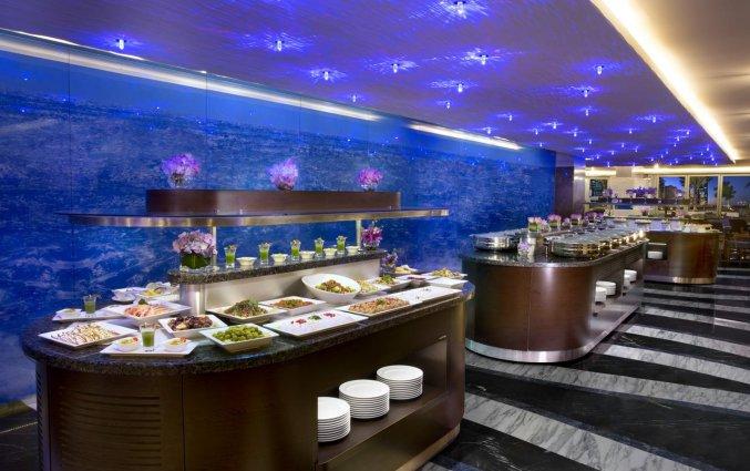 Buffet van Hotel Atana