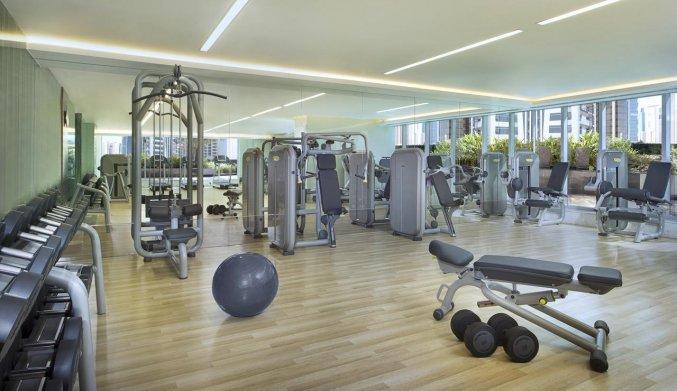 Fitness van Hotel Atana