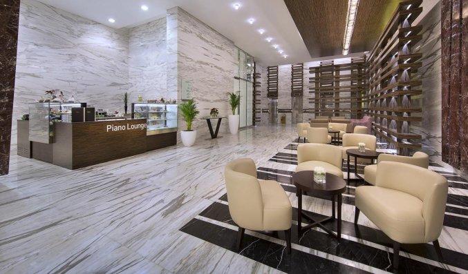 Cafe van Hotel Atana