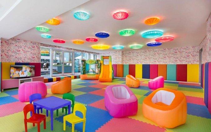 Kidsclub van Hotel Atana