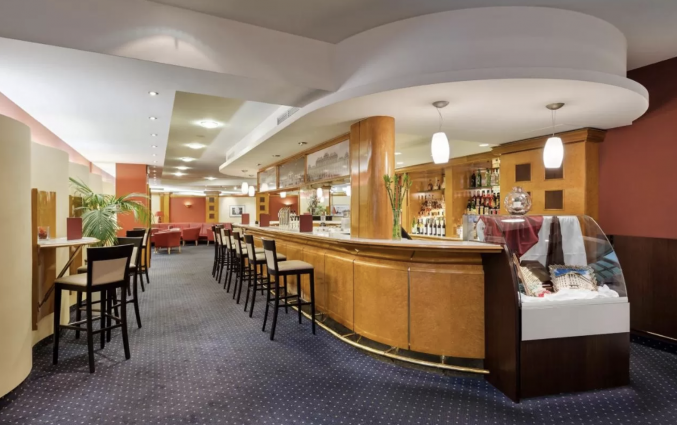 Bar van Hotel Austria Trend Hotel Ananas Wien