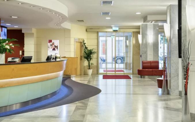 Lobby van Hotel Austria Trend Hotel Ananas Wien