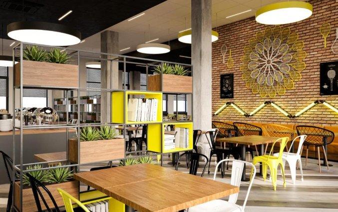 Restaurant van Hotel Start Atos in Warschau