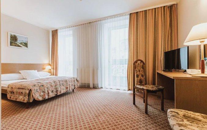 Tweepersoonskamer van Hotel Gromada Warszawa Centrum in Warschau
