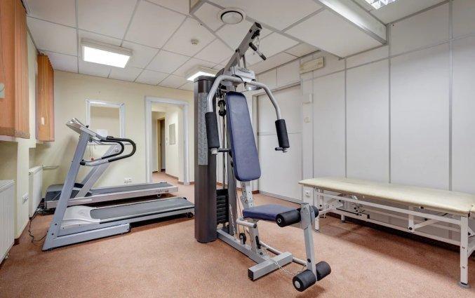 Fitnessruimte van Hotel Gromada Warszawa Centrum in Warschau