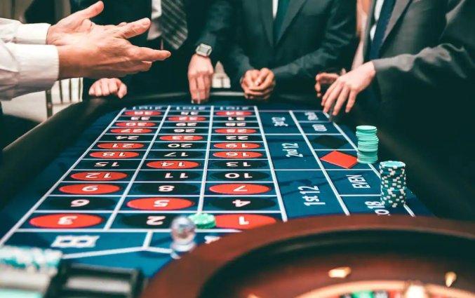 Casino van Hotel Gromada Warszawa Centrum in Warschau
