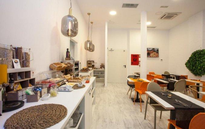 Ontbijtzaal bij Hotel Casual Socarrat Valencia