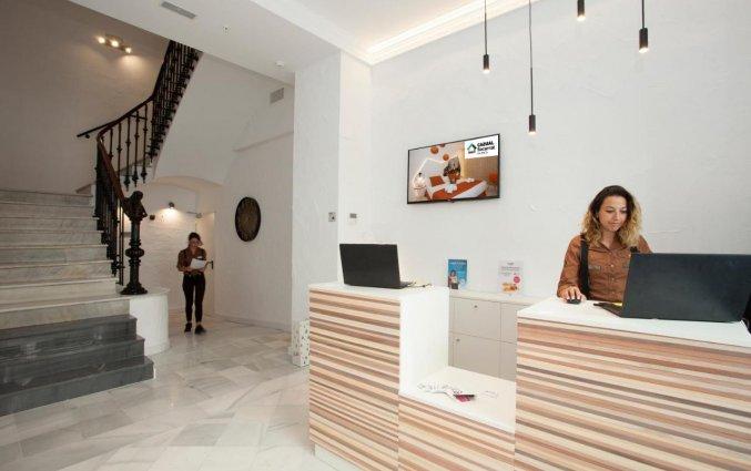 Receptie bij Hotel Casual Socarrat Valencia