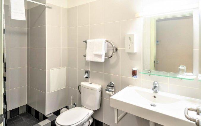 Badkamer van Hotel Rija Domus in Riga