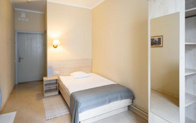 Eenpersoonskamer van Hotel Rija Domus in Riga