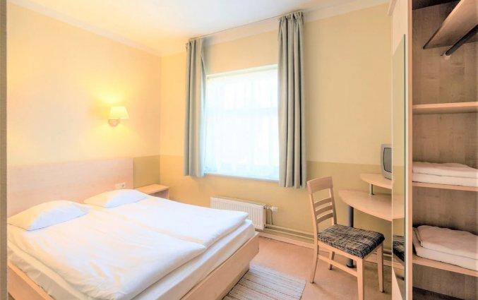 Tweepersoonskamer van Hotel Rija Domus in Riga