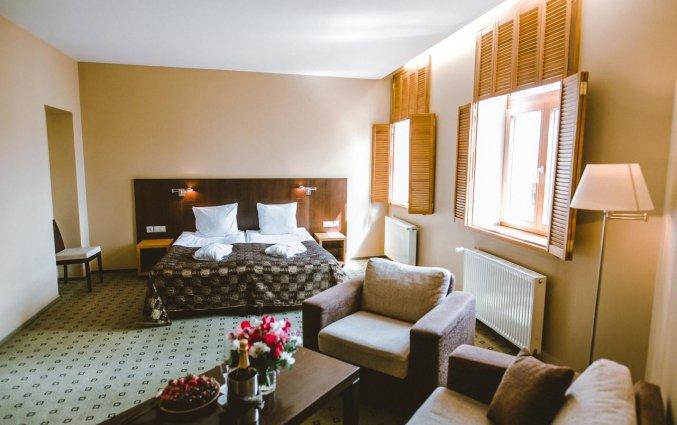 Tweepersoonskamer van Hotel Hanza in Riga