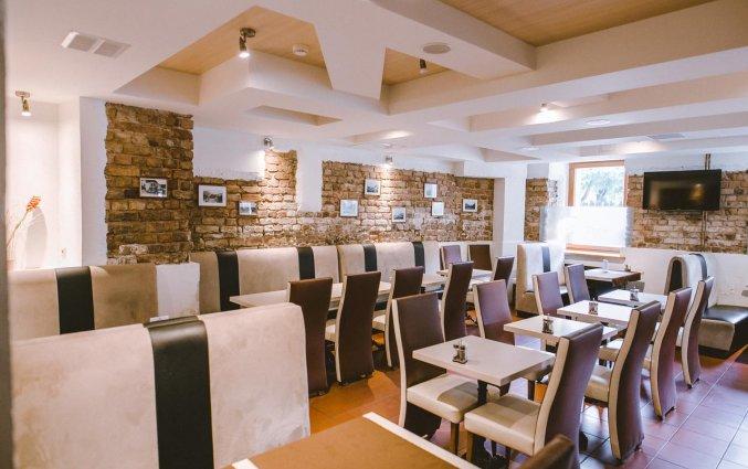 Restaurant van Hotel Hanza in Riga