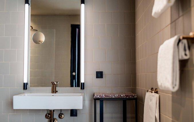 Badkamer van Hotel Scandic Kodbyen Kopenhagen