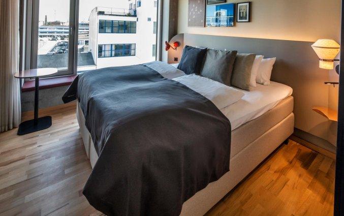 Tweepersoonskamer van Hotel Scandic Kodbyen Kopenhagen