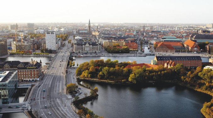 Omgeving van Hotel Radisson Blu Scandinavia in Kopenhagen