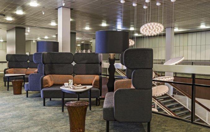 Lounge van Hotel Radisson Blu Scandinavia in Kopenhagen