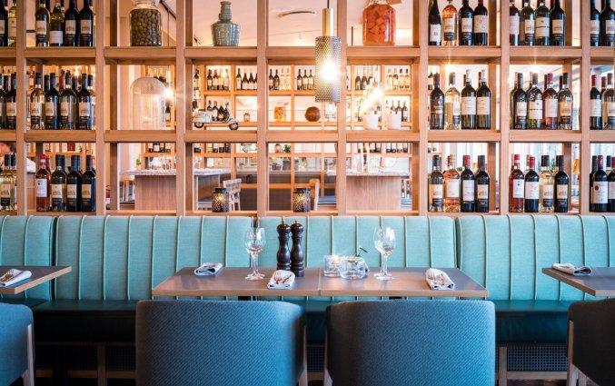 Restaurant van Hotel Radisson Blu Scandinavia in Kopenhagen