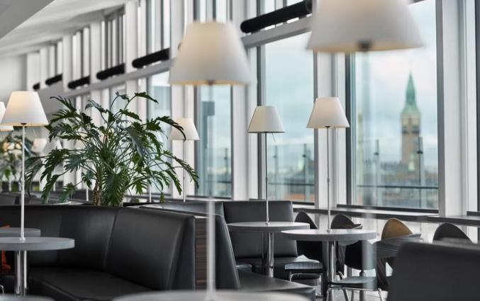 Restaurant van hotel Wakeup Copenhagen - Bernstorffsgade