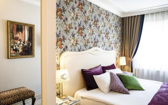 Badkamer van Hotel Raymond Istanbul