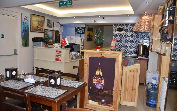 Restaurant van Timeks Hotel