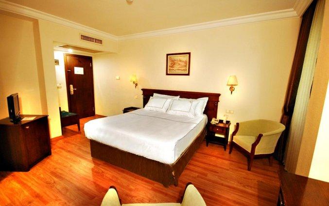 Tweeprsoonsbed van Golden Crown Hotel Istanbul