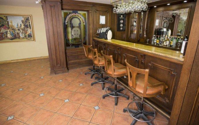 Bar van Golden Crown Hotel Istanbul