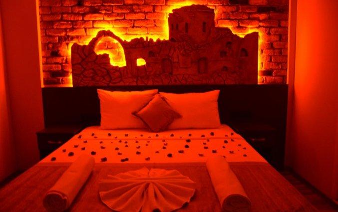 Tweepersoonskamer van Appartementen A Plus Residence in Istanbul