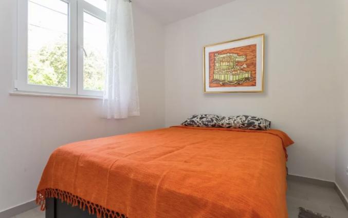 Slaapkamer van Appartementen Casper in Dubrovnik