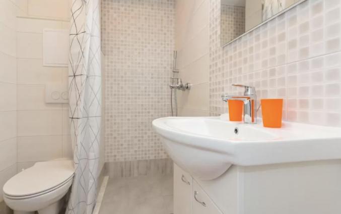 Badkamer van Appartementen Casper in Dubrovnik