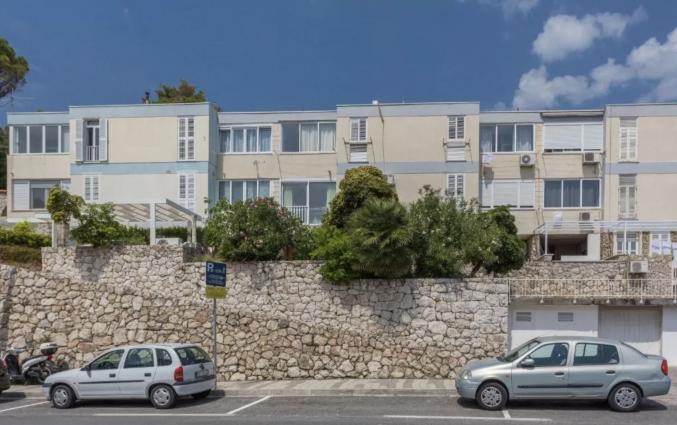 Gebouw van Appartementen Casper in Dubrovnik