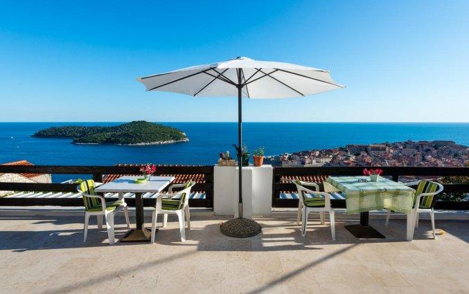 Dakterras van Guesthouse Home Sweet Home in Dubrovnik