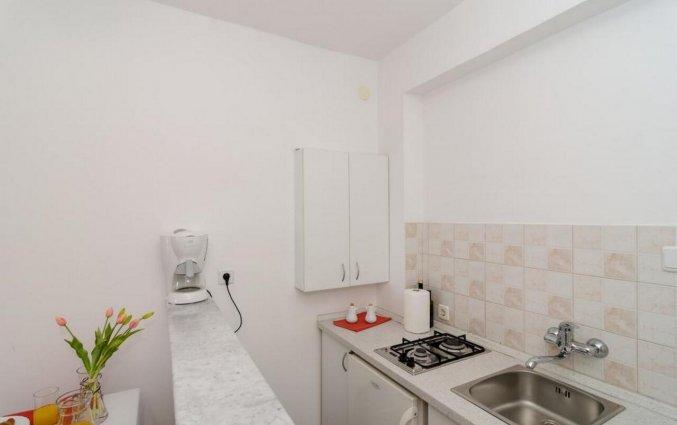 Badkamer van Guesthouse Home Sweet Home in Dubrovnik