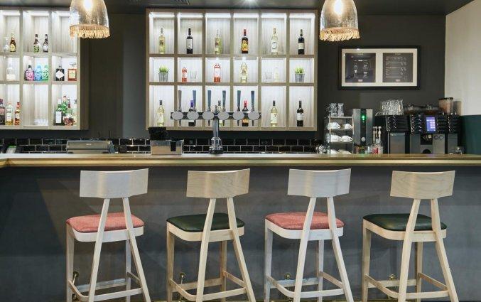 Bar van hotel Jurys Inn Manchester City Centre