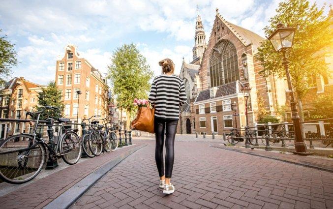 Amsterdam - Vrouw Oude Kerk