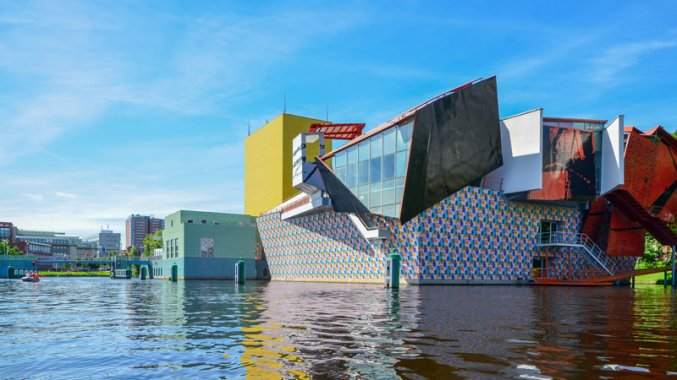 Groningen - Groninger Museum