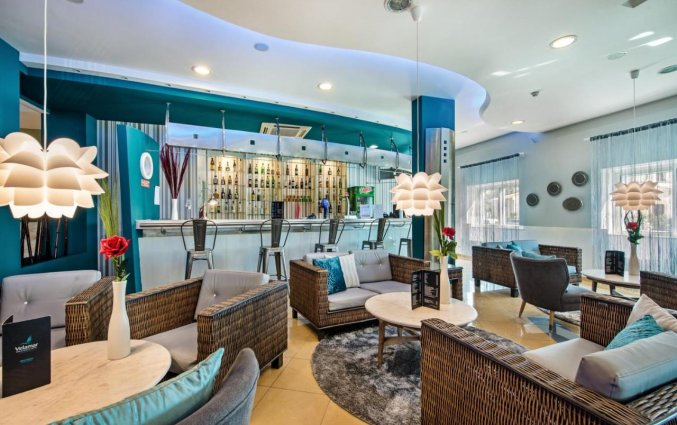 Lounge bij Hotel Velamar Boutique