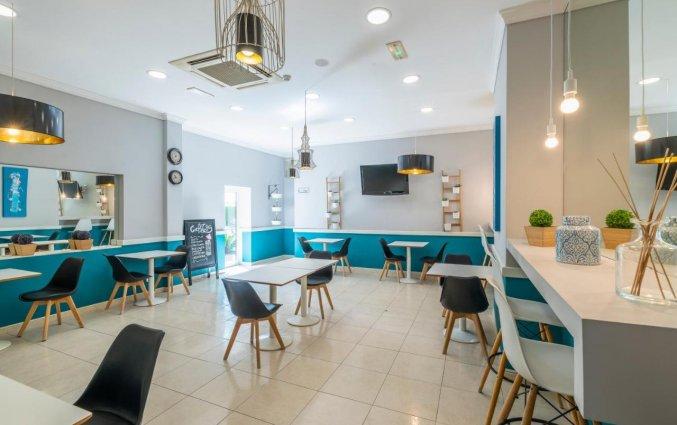 Restaurant bij Hotel Velamar Boutique